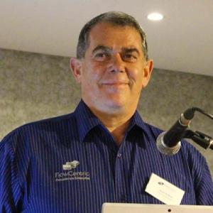 Kevin Hudson Managing Director FlowCentric Australia
